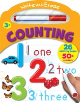 Write And Erase Board Book: Numbers