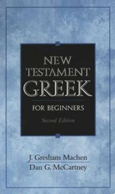 New Testament Greek for Beginners, Second Edition