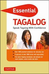 Essential Tagalog: Speak with Confidence