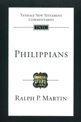 Philippians: Tyndale New Testament Commentary  [TNTC]