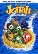 Jonah: A VeggieTales Movie - Repackaged DVD