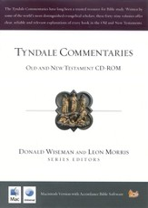 Tyndale Commentaries: Old and New Testament on CD-ROM (Macintosh)