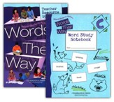 Words Their Way 3rd Grade Homeschool Bundle