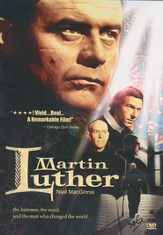 Martin Luther, DVD