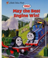 Thomas & Friends: May the Best Engine Win