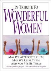 In Tribute to Wonderful Women Book