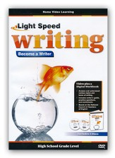 Light Speed Writing: Become a Writer DVD