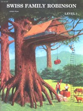Swiss Family Robinson Read-Along Set