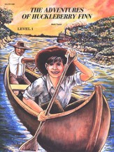Read-Along Series: Adventures of Huckleberry Finn Workbook & CD