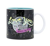 Love You to the Moon and Back Mug