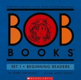 My First Bob Books: Beginning Readers, Set 1