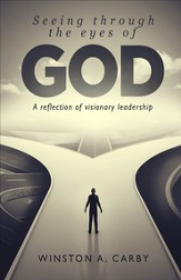 Seeing through the eyes of God: A reflection of visionary leadership - eBook