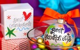 Best Grandparents Ornament to Personalize, Gift Boxed