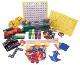 Saxon Mathematics K-3 Home Study Manipulative Kit