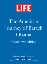 The American Journey of Barack Obama, eBook text edition - eBook
