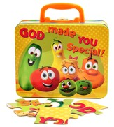 VeggieTales, Lunch Box Puzzle