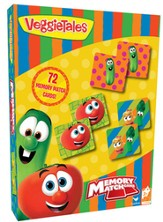 VeggieTales, Memory Match Game
