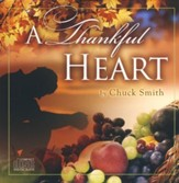 A Thankful Heart: Bible Studies on Thankfulness, CD