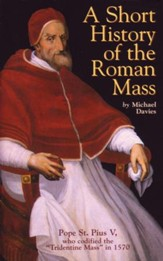 A Short History of the Roman Mass - eBook