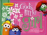 God's Little Girl-Photo, Sticker and Activity Book