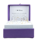 I Love Mom In Silk Gift Box