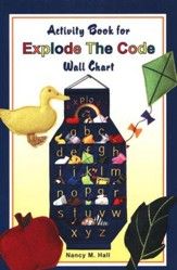 Explode the Code Wall Chart Activity Booklet