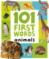 101 First Words - Animals