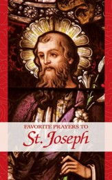 Favorite Prayers to St. Joseph - eBook