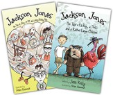 Jackson Jones vol 1, paperback & Jackson Jones vol 2, hardcover