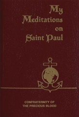 My Meditations on St. Paul - eBook