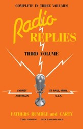 Radio Replies: Volume 3 - eBook