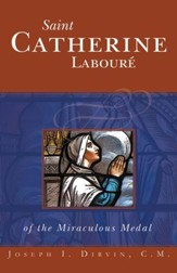 Saint Catherine Laboure of the Miraculous Medal - eBook