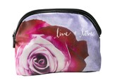 Live and Love Cosmetic Bag