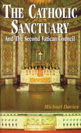 The Catholic Sanctuary: And the Second Vatican Council - eBook