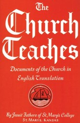 The Church Teaches: Documents of the Church in English Translation - eBook