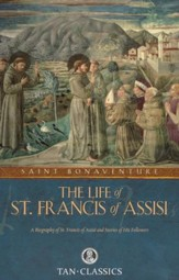 The Life of St. Francis of Assisi - eBook