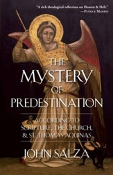 The Mystery of Predestination: According to Scripture, the Church and St. Thomas Aquinas - eBook