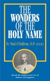 The Wonders of the Holy Name - eBook