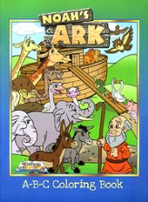 Noah's Ark-Coloring Book