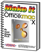 Make It with Microsoft Office v.X