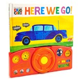 The World Of Eric Carle: Here We Go! Steering Wheel Sound Book