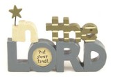 In The Lord Put Your Trust Figurine