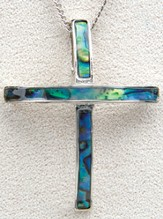 Modern Cross Necklace