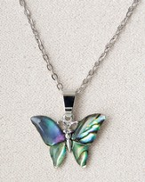Butterfly, Wild Pearle Necklace