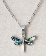 Dragonfly, Wild Pearle Necklace