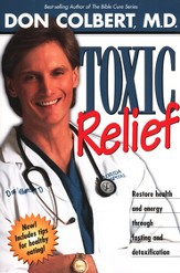 Toxic Relief: Restore Health and Energy through Fasting and  Detoxification, Paperback