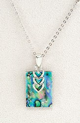 Love's Reflection, Wild Pearle Necklace