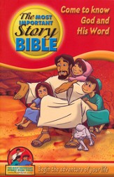 Most Important Story Bible