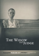 Modern Parables: The Widow and Judge, DVD