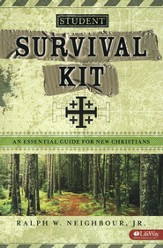 Student Survival Kit: An Essential Guide for New Christians, Member Book